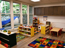 Bumblebees Room (toddler classroom)