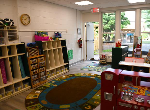 Ladybugs Room (toddler classroom)