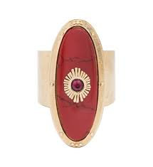 Bague Hipanema Pacha Burgundy