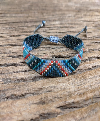 Bracelet Mishky Multicolor turquoise