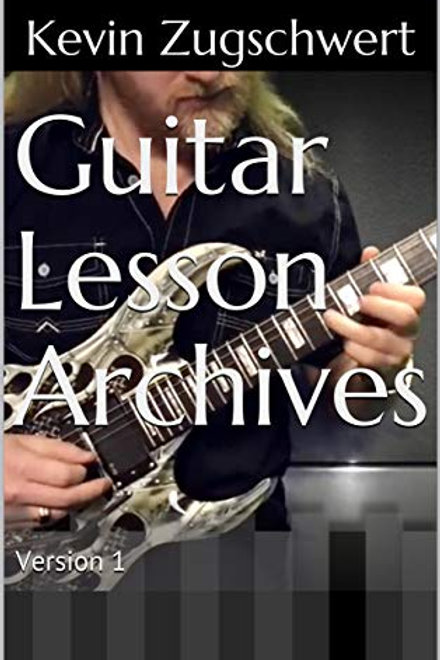 Guitar Lesson Archives Version 1