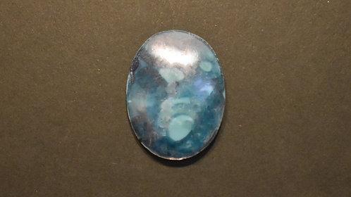 Dark Blue Pearl Luster