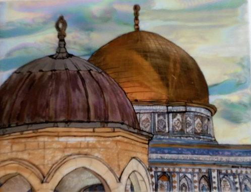 Jerusalem Domes