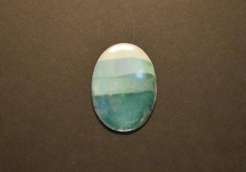 Blue Green Luster