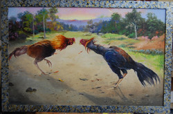 Rooster Fight - $800