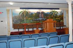 Church Indoor Mural