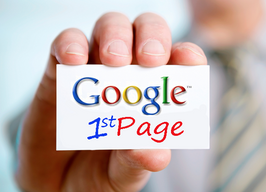 SIX Steps To 1st Page Ranking On Google