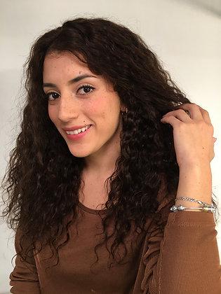 Yazmin - Premium Human Hair Wig - Deep Wave
