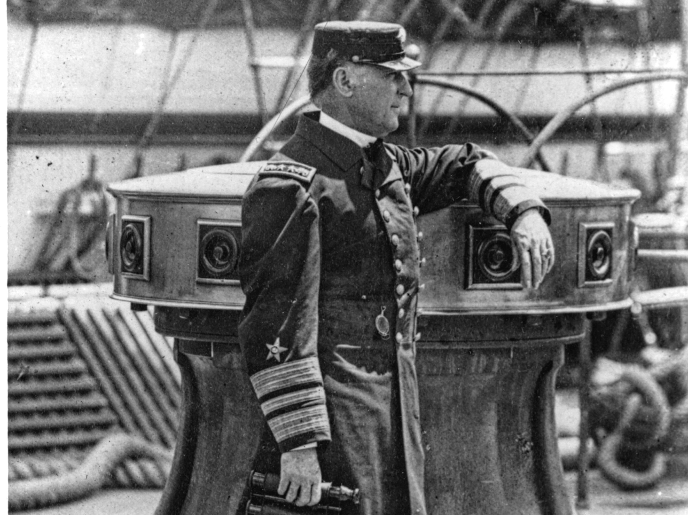 admiral farragut rev