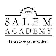 Salem Academy Logo BW Discover Your Voic