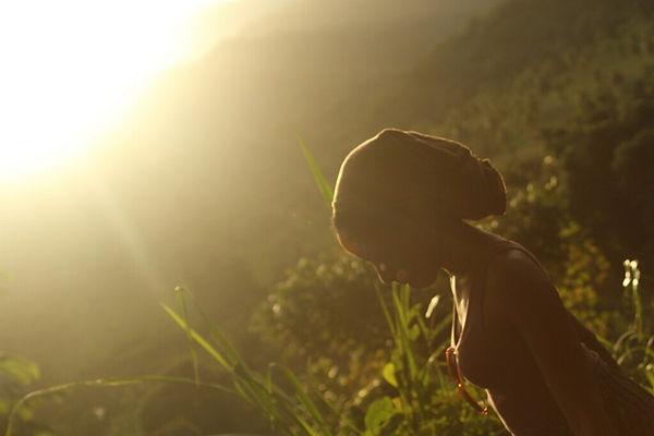 Hiking in Portland, Jamaica