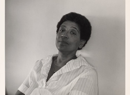 """From Audre Lorde's """"A Litany for Survival No. 42"""""""