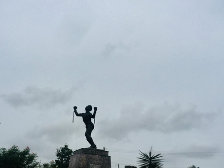 Final Day in Barbados: Bussa's Rebellion