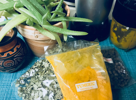 Try This: How Grenada's Spice Market Inspired My 'Turmeric Salve' Concoction