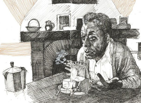 Toni Morrison's Eulogy for James Baldwin: His Voice Remembered; Life in His Language