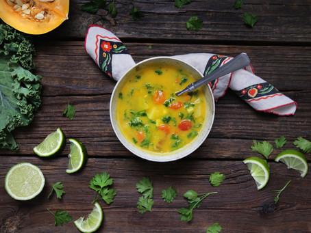 Recipe + Ritual: Haitian Soup Joumou