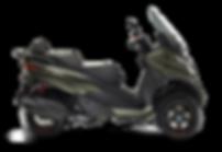 Piaggio MP3 350cc Trike E4 2019