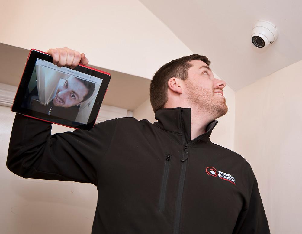 CCTV, Videovigilancia