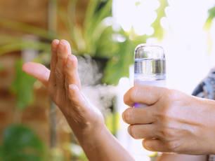 Sanitizacion Personal