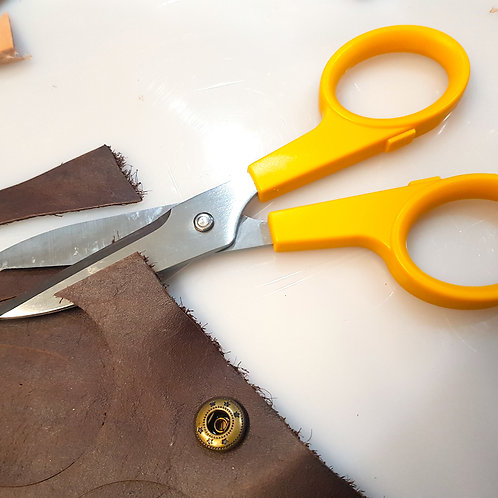 Serrated Scissors 55mm Blades