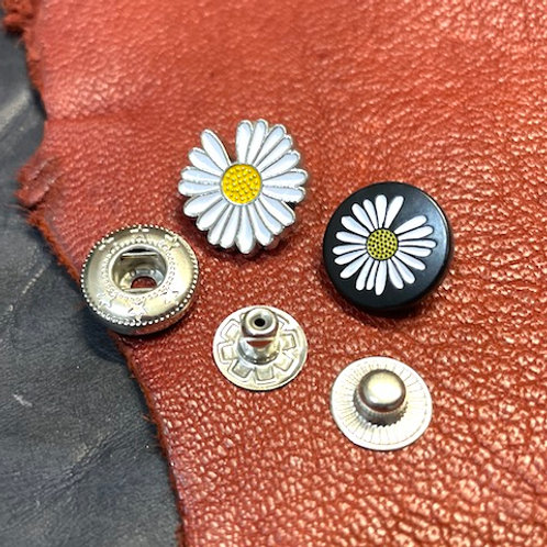 Daisy Design Press Studs