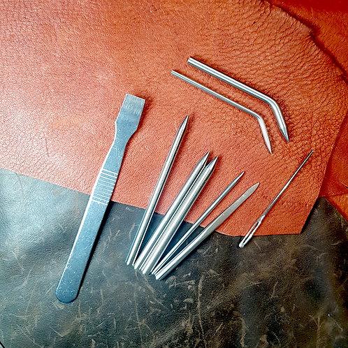 Lacing Needle Set