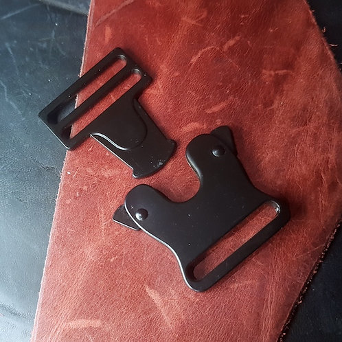 ST037 Flat Clip Buckle 30mm