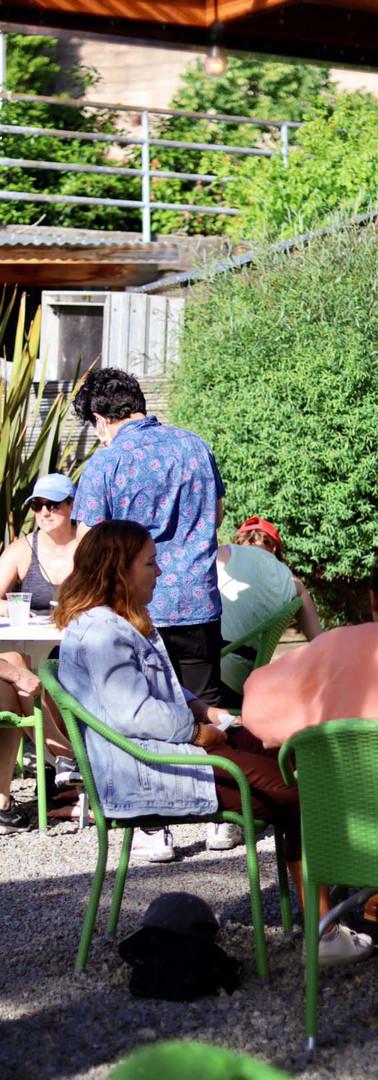 Agua Verde Cafe - Marina Cantina - Outdo