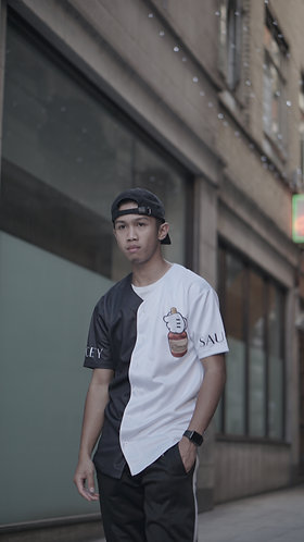 Sauce Bottle Baseball Jersey