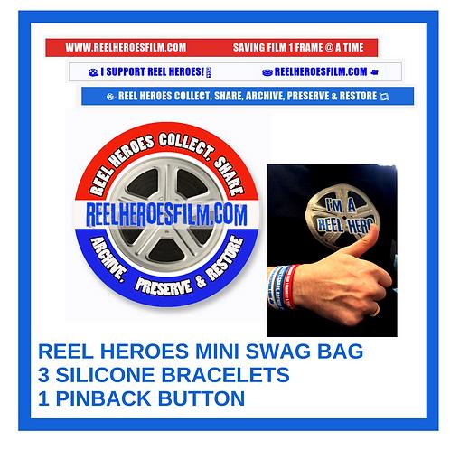 Reel Heroes Mini Swag Bag Premium