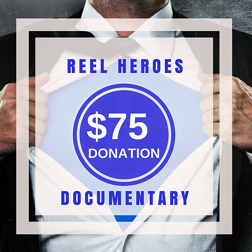 $75.00 Donation to the Film Finishing Fund (not tax deductible)