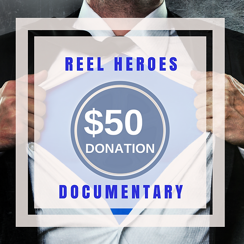 $50.00 Donation to the Film Finishing Fund (not tax deductible)