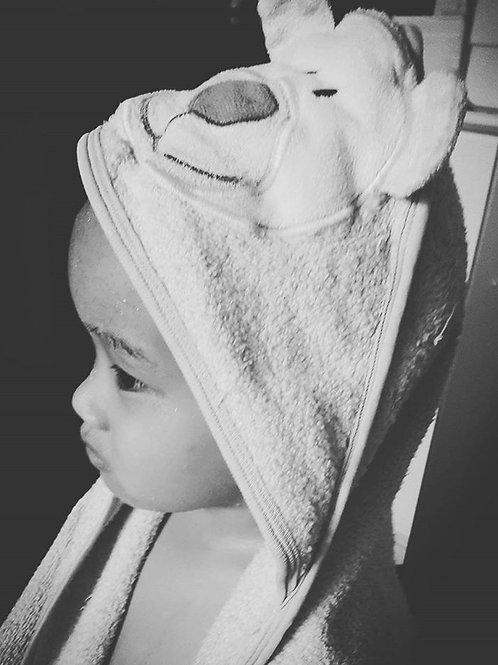 Grow Hooded Towel