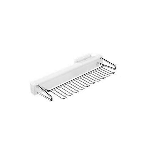 Pull out tie rack -WH