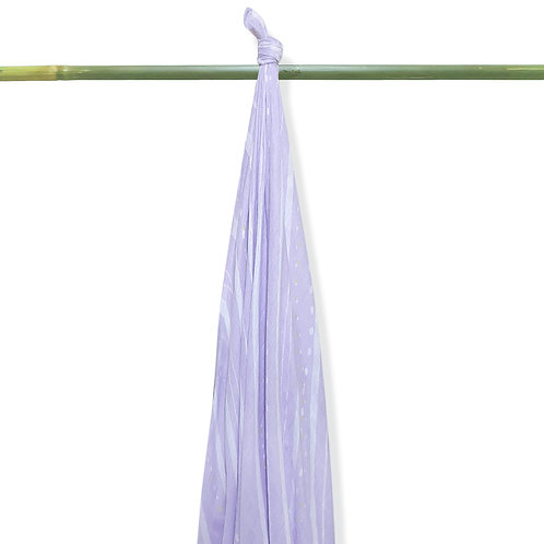 Grow Bamboo Swaddle - Lilac Stream