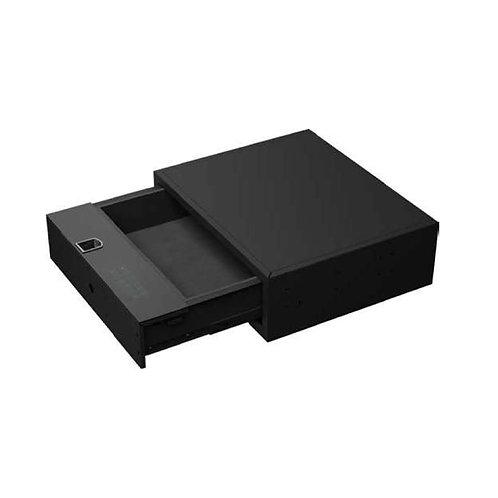 Fingerprint confidential box