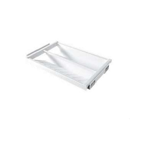 Pull out metallic shoes rack -WH