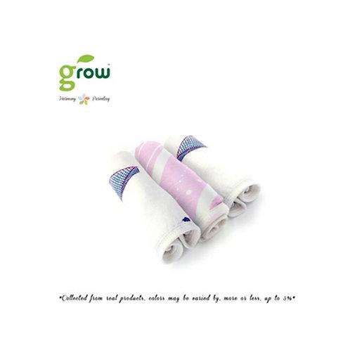 Grow Wash Cloth - Royal pink paris