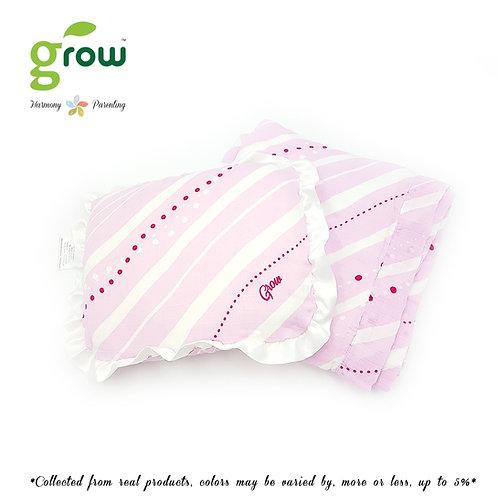 Grow-ผ้าห่มมัสลินใยไผ่bamboo muslin blanket-Rivera Camellia Stream
