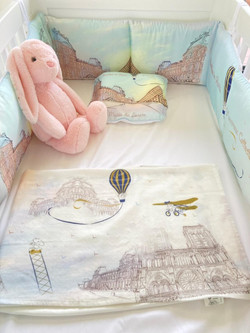 growbabies new bearboo in paris bamboo muslin collection 2021