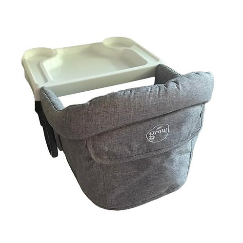 Grow Grabbie Portable Baby Chair โกรวแกบบี้เก้าอี้เด็กพกพาอเนกประสงค์
