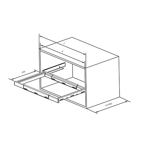 Cabinet solution 2