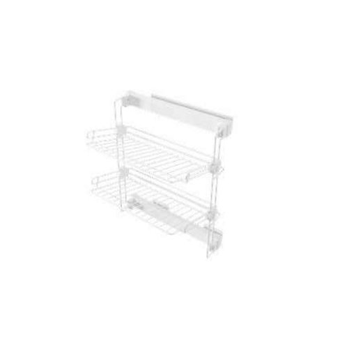 Lateral pull out shoes rack-WH