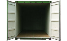 40' Container hyra