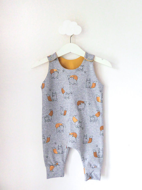 Foxes Romper