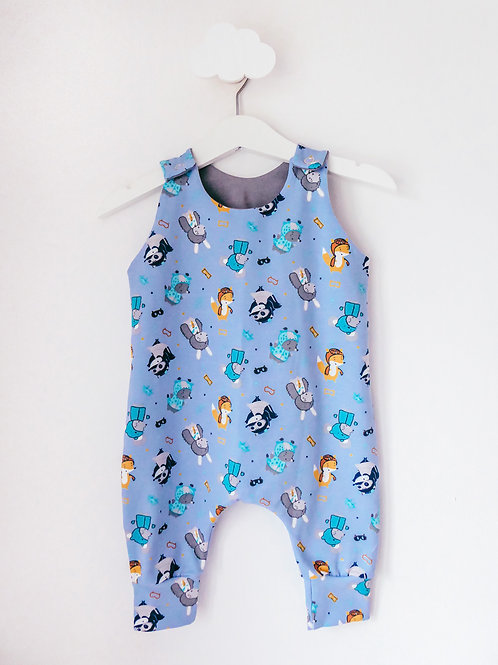 Woodland Animals - Romper