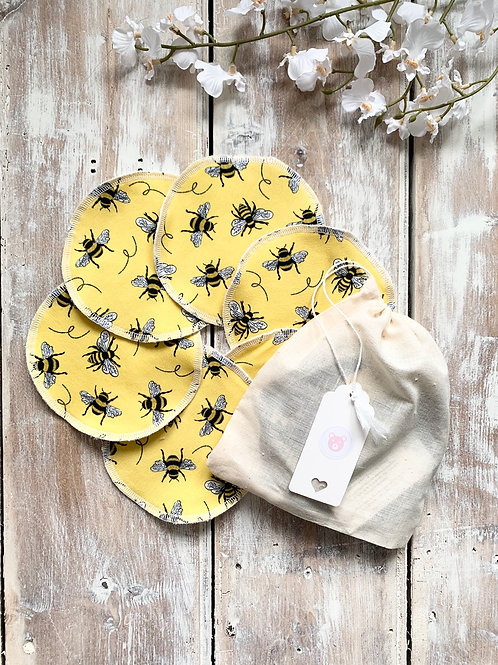 Reusable Wipes - Bee's
