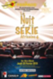 La nuitde la série africaine FESPACO 2019