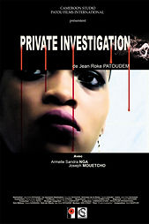 Private Investigation Affiche