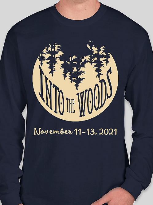 Into The Woods LS Shirt